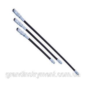 """Гибкий шланг с наконечником к шприц-масленке 18"""" (L460mm) G.I. KRAFT K-401-18 (для смазки, для замены масла)"""