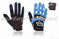 Перчатки FOX #DIRTPAW, XL, синие