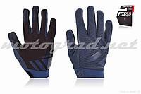 Перчатки FOX #RG-01, сенсорный палец, M, синие