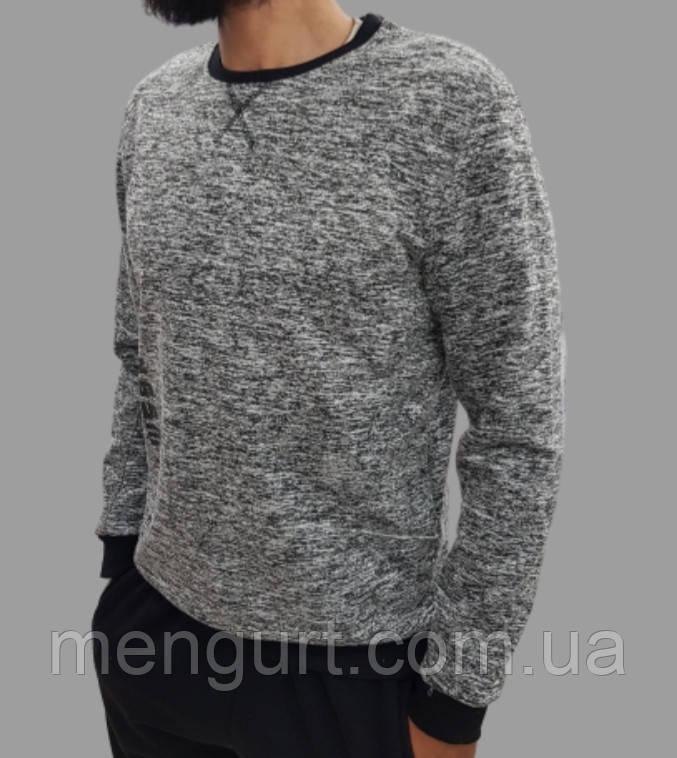 Свитшоты мужские  3-х нитка mengurt.com.ua