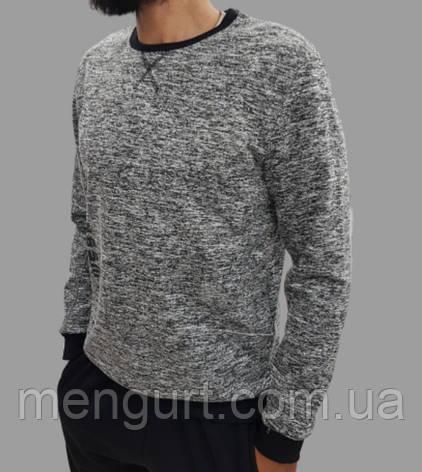 Свитшоты мужские  3-х нитка mengurt.com.ua, фото 2