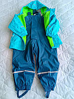 Детская куртка и полукомбинезон (возраст 4-6 лет)