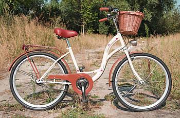Велосипед VANESSA 26 Nexus 3 cream Польща