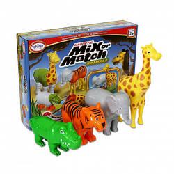 """Игровой магнитный набор """"Животные джунглей"""" Popular Playthings"""