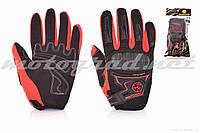 Перчатки мото SCOYCO #MC23, M, красные
