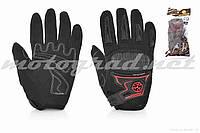 Перчатки мото SCOYCO #MC23, XL, черные