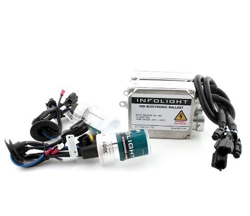 Комплект ксенона Infolight PRO H27 4300K 50W CANBUS (P101075)