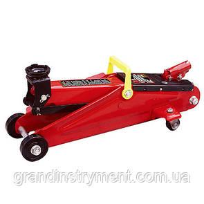 Домкрат автомобильный подкатной 2т 130-380 мм TORIN T82003