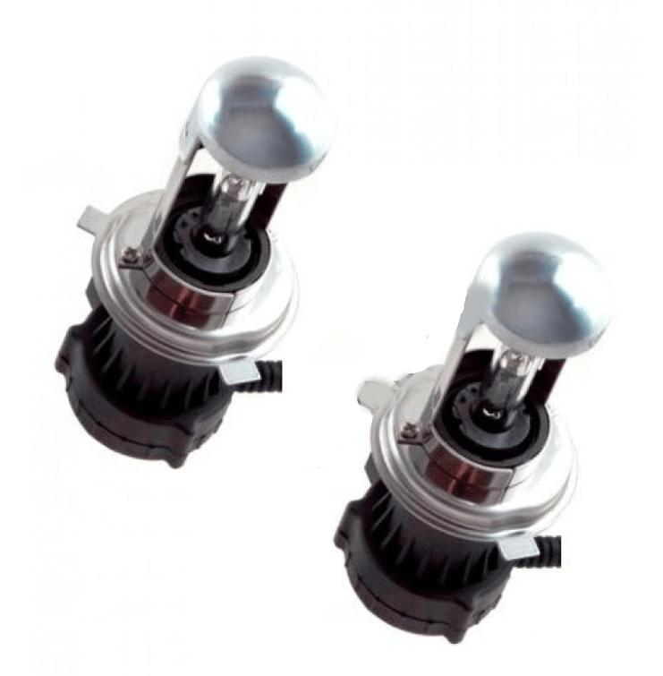 Биксеноновая лампа Baxster H/L H4 6000K 35W (P20875)
