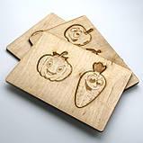 Набор пазлов для детей из дерева, фото 2