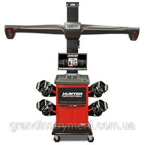 Стенд для РУУК HawkEye ELITE, технология 3-D, 4-х камерный, мобильная колонна HUNTER WA360E-HE421CM3E
