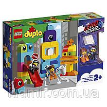 Конструктор LEGO Duplo 10895 Movie Прибульці з планети