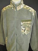 Военные флисовые кофты для мужчин.