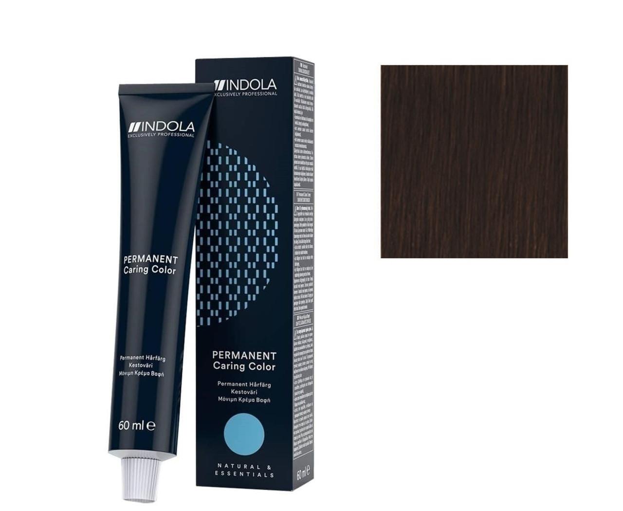 Крем-краска 5.8 Indola PCC Светло-коричневый шоколадный 60 мл