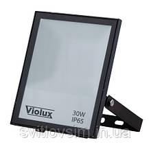 Прожектор LED Violux NORD 30W SMD 6000K 2550lm IP65 вуличне освітлення