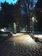 Парковий СВІТЛОДІОДНИЙ світильник 27W, 4298 Lm, 5000К, IP65 ( аналог паркового світильника НТУ-08-150), фото 3