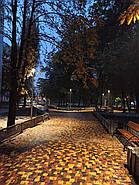 Парковий СВІТЛОДІОДНИЙ світильник 27W, 4298 Lm, 5000К, IP65 ( аналог паркового світильника НТУ-08-150), фото 2
