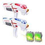 Іграшкова зброя Laser X ДЛЯ ДВОХ ГРАВЦІВ, фото 2