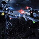 Игрушечное оружие Laser X ДЛЯ ДВУХ ИГРОКОВ, фото 4