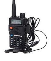 Радиостанция (Рация) Baofeng UV-5R UP -- мощностью передатчика 8 Ватт (радиус до 10км)