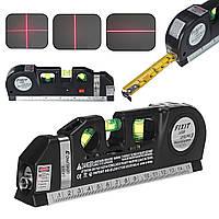 Лазерный уровень Fixit Laser Level Pro 3, фото 1