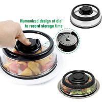 Вакуумная крышка Vacuum Food Sealer с диаметром 19 см, фото 1