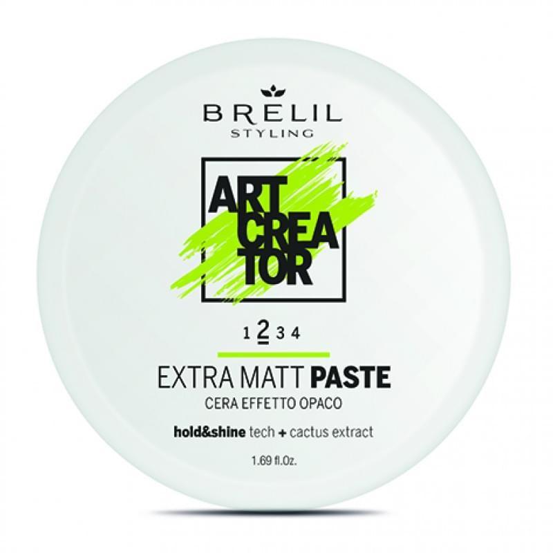 Паста для укладання з матуючим ефектом Brelil Art Creator Extra Matt Paste 2 50 мл