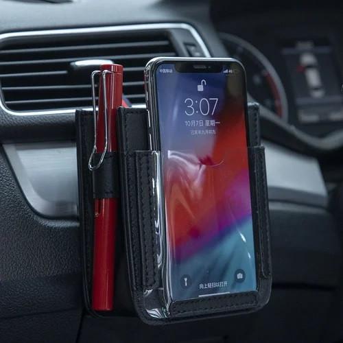 Органайзер в автомобіль для телефону і не великих аксесуарів