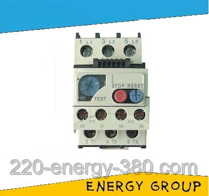Реле тепловое РТ 2М-25  (встраиваемое)