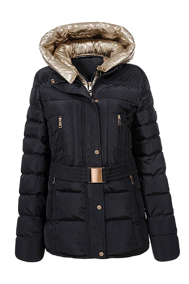 Жіноча зимова куртка,GLO-Story