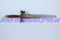 Пистолет нож 18 век французский