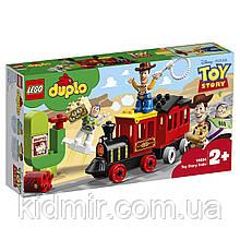 Конструктор LEGO Duplo 10894 Поїзд Історія іграшок