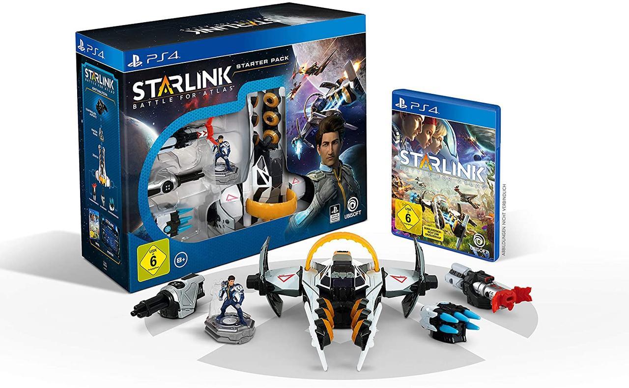 Starlink: Battle for Atlas Starter Pack (англійська версія) PS4