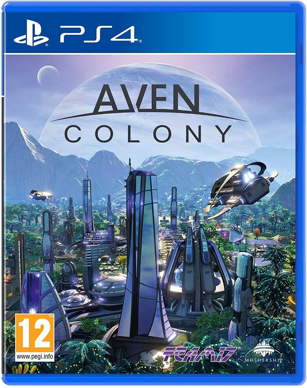 Aven Colony (російські субтитри) PS4