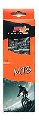 Ланцюг Maya P7001 7 Speed для 5/6/7 швидкісних трансмісій гірського велосипеда