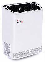 Электрическая печь Sawo MINI MN-23 NS (2.3 кВт, 1,3-2,5 м3, 220/380 В ), с отдельным пультом управления