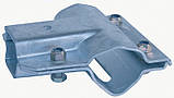Кронштейн прямого квадратного дышла 60*60, к оси 500-750 кг, фото 2