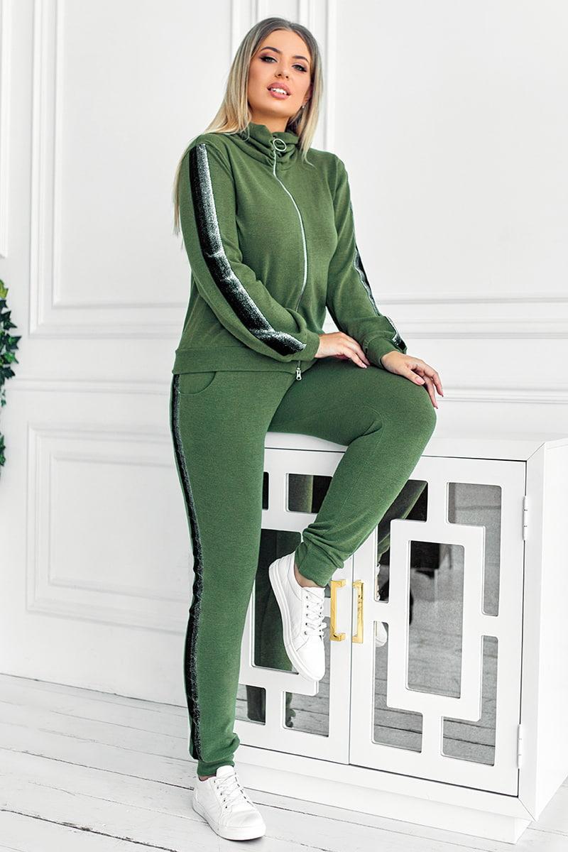 Спортивный костюм ангора Хьюстон хаки