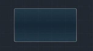 Захисне гібридне скло на монітор MATT CHEVROLET VOLT 2016