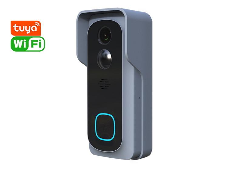 Автономная WiFi вызывная панель Doorbell 7s