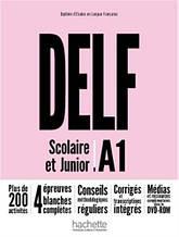 Книга DELF Scolaire et Junior A1