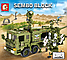 Конструктор Система ПВО 1196 деталей Sembo Block 105780, фото 4