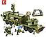 Конструктор Система ПВО 1196 деталей Sembo Block 105780, фото 5
