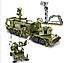 Конструктор Система ПВО 1196 деталей Sembo Block 105780, фото 6