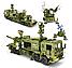Конструктор Система ПВО 1196 деталей Sembo Block 105780, фото 7