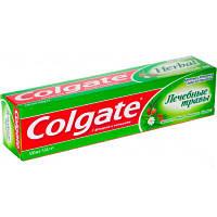 """Зубна паста """"Colgate"""" 100мл Лікувальні трави Відбілююча/-494/12/48"""