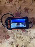 """Технічний бороскоп ендоскоп автомобільний, відеоскоп для труб 4.3"""" FullHD Камера 2600mAh, фото 5"""