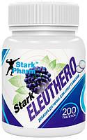 Экстракт элеутерококка Stark Pharm - Eleuthero 35 мг (200 таблеток)