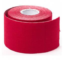 Кинезио тейп спортивный Sports Therapy Kinesiology Tape, 5 см х 5 м (красный)