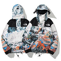 Куртка Supreme x The North Face Mountains(ориг. бирки)